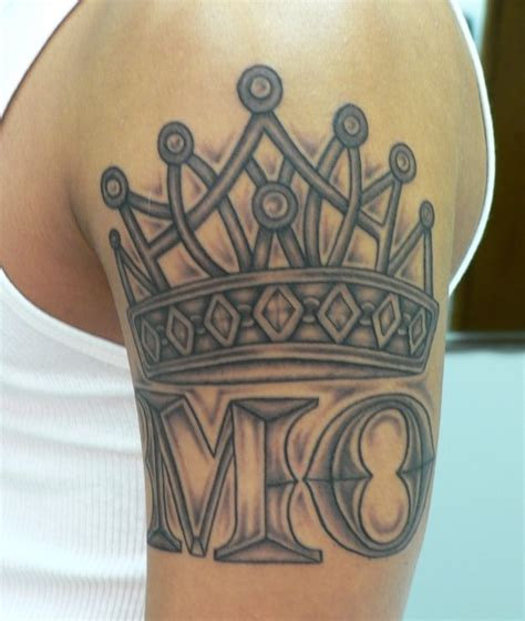 name tattoo with crown crown design coolmenstattoo