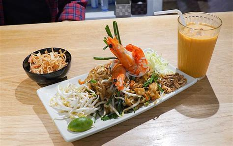 Cha Cha Snack thai food in singapore more authentic than in thailand kopifolks
