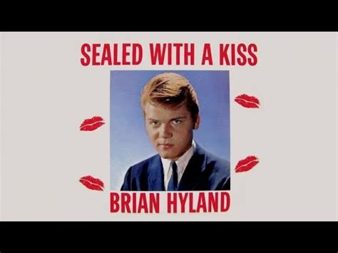 seal it with a kiss snippet brian hyland sealed with a kiss doovi