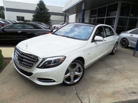 maybach mercedes white 2016 s600 maybach mercedes limo white