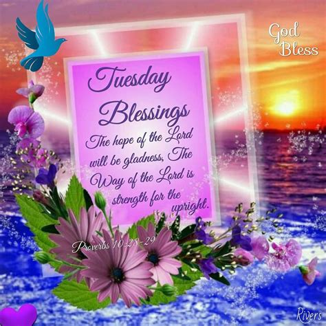 Tuesday Blessings Pictures, Photos, and Images for ...