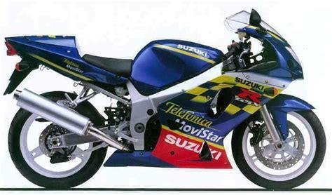 2001 Suzuki Gsxr 600 Specs Gixxer Gixxers