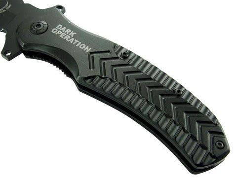 operation tactical team knife 8 5 quot operations assisted knife tactical pocket