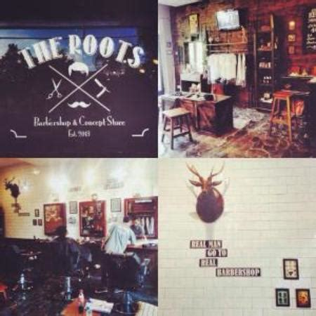 Potong The Roots the roots barbershop concept store surabaya indonesia review