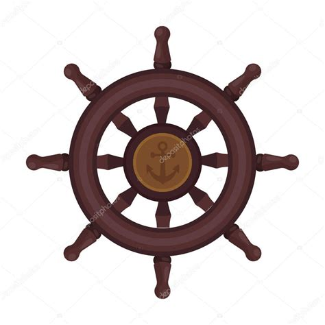 barcos de madera animados barco de madera volante icono en estilo de dibujos