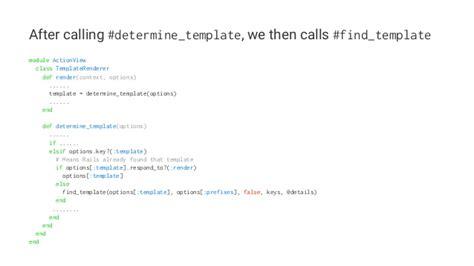 rails render template template rendering in rails