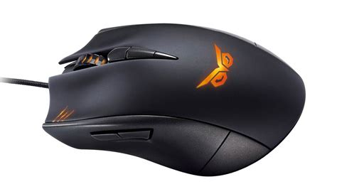 Mouse Notebook Asus asus strix claw 5000dpi optical gaming mouse