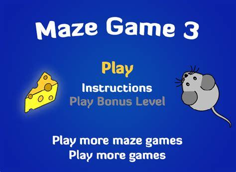scary maze 3 scary maze