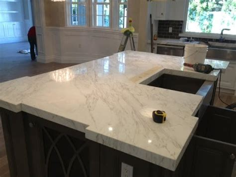 Quartz Countertop Fabrication by Granite Marble Quartz Countertop Fabrication