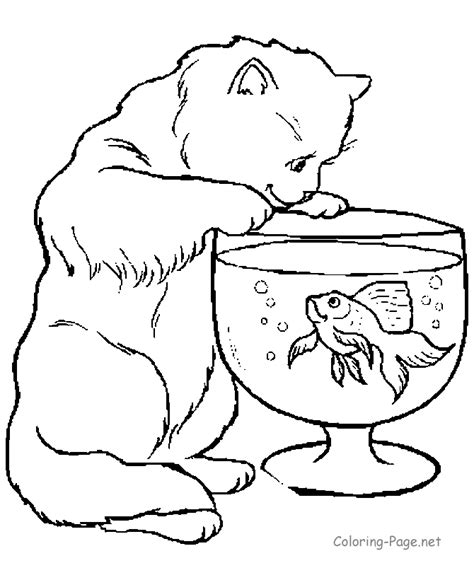 realistic cat coloring pages az coloring pages