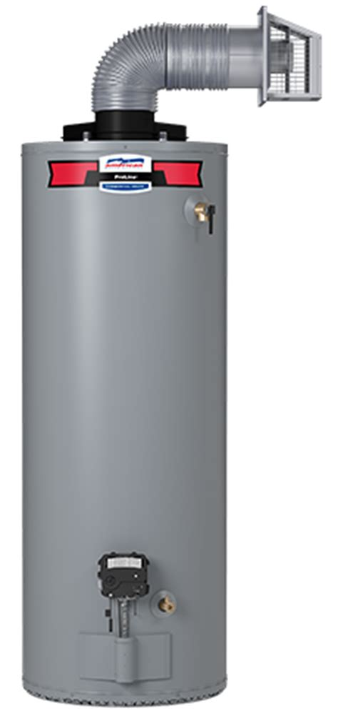 38 gallon water heater gas dvg62 40s38 nov proline 174 40 gallon direct vent natural