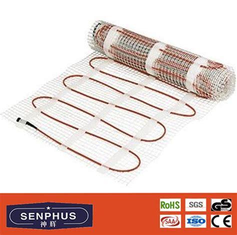 Electric Floor Mat Heater senphus electric heater floor mat buy floor mat pvc