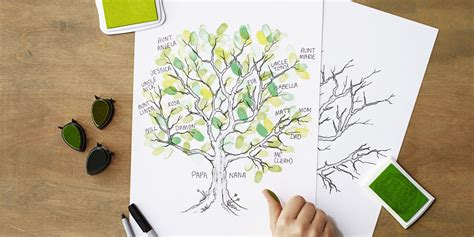 family crafts teach your about their roots with this delightful