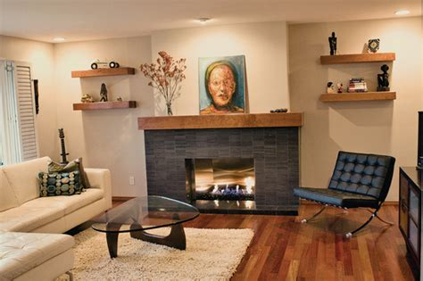 fireplace remodel ideas modern fireplace remodel modern living room san diego by