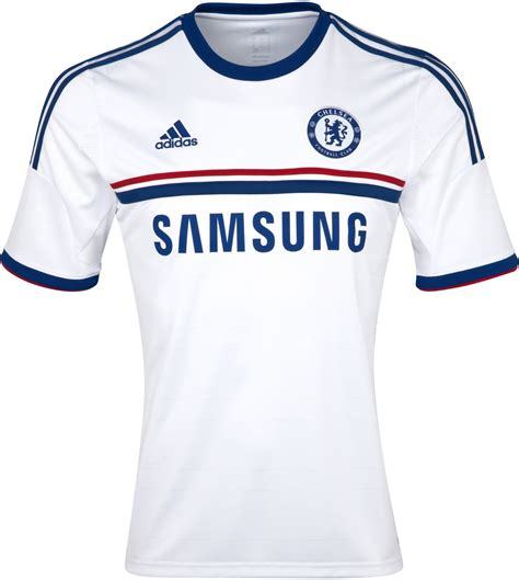chelsea kits chelsea 13 14 2013 14 away and third kits released
