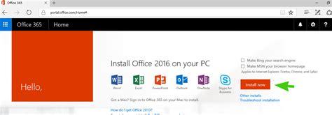 How To Setup Office 365 Portal How To Install Office 365 Apps On Windows