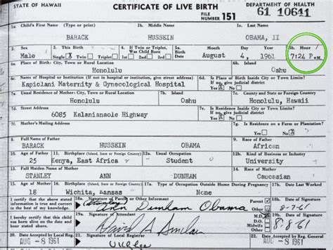 Missouri Birth Certificate Records Birth Times Where And How To Get Yours Kansas City