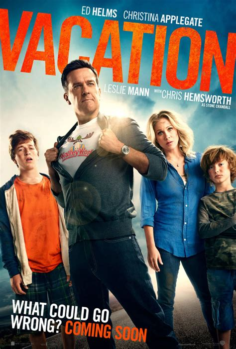 film vacation vacation reboot trailer release date cast plot and photos
