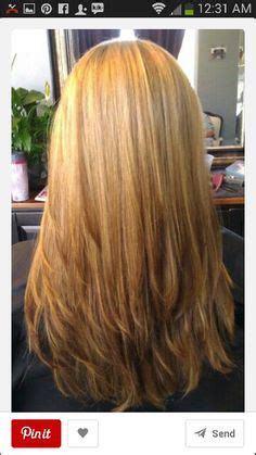 how to make perimeter layers in a straight line i got my hair did just like this i got it layered in the