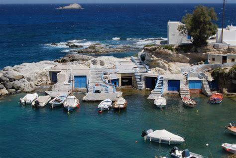 appartamenti milos grecia milos cicladi grecia mako tour hotel appartamenti