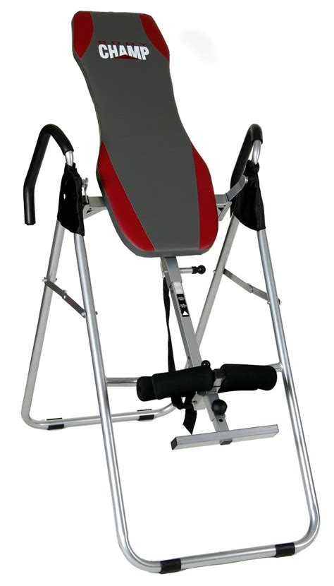 inversion bench body ch it8070 inversion table review