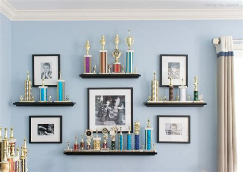 White Wall Bedroom Ideas trophy and medal awards display ideas driven by decor