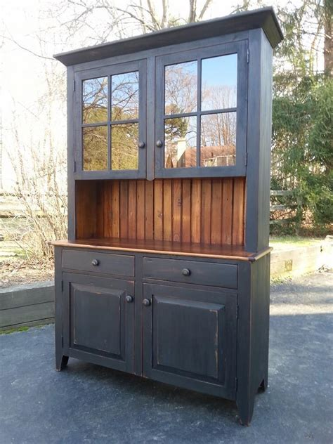 Kitchen Cabinet Program by Antique Amish Built Furniture Unfinished Reclaimed Barn
