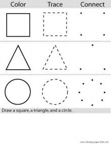 printable activity sheets  toddlers printable pages