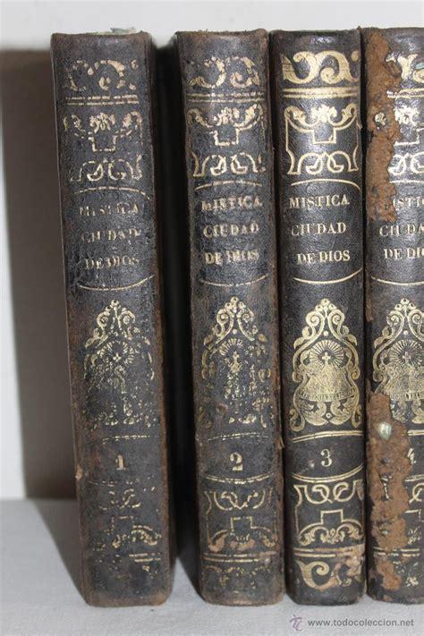 libreria religiosa barcelona m 237 stica ciudad de dios sor de agreda comprar