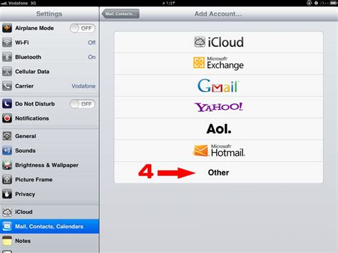 email layout on ipad configure email apple email support email iphone
