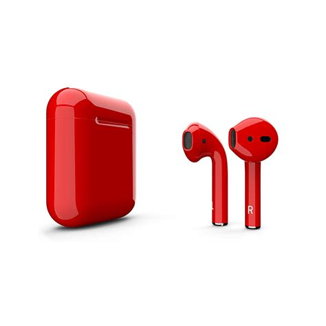 Quality Sale New Apple Airpods With Charging Bnib Aif612 customized apple airpods color home bazar