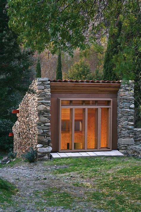 building a tiny house the ultimate fixer upper a ruined stone building reborn into a home