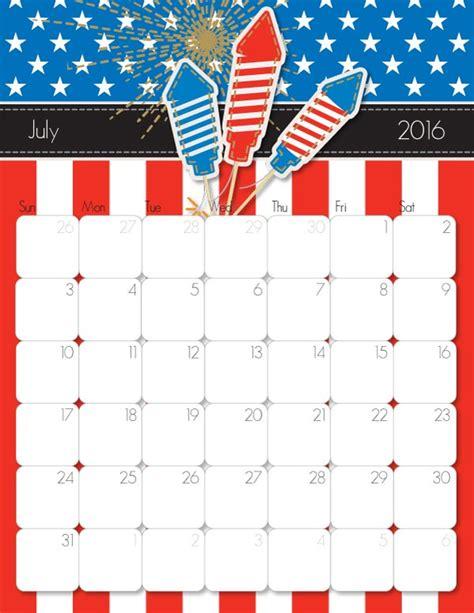 free online printable calendar july 2015 2016 printable calendar free printable calendar handmade