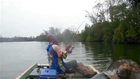 Gps Mancing mancing ikan jenahak muara sungai citra mancing mania