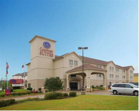 Comfort Suites Tyler South Tyler Texas Hotel Motel