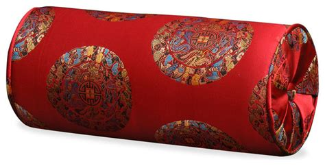 silk neck pillow longevity decorative