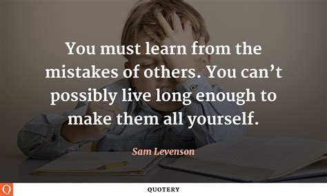 The Mistakes learning from mistakes quotes quotesgram