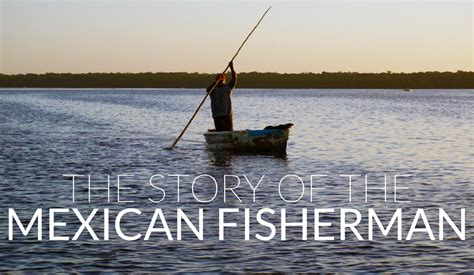 The Mexican Fisherman And The Harvard Mba by Tintin Time Freedom Project