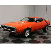1972 Plymouth Road Runner  Streetside Classics The