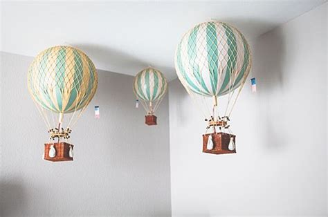 Handmade Air Balloon Decorations - 17 best images about diy mini air balloon decorations