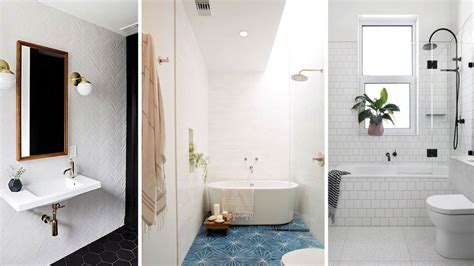 Small Bathroom Renovation Ideas 9homes