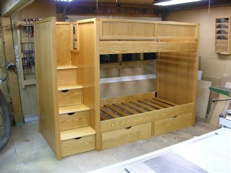 how to build bunk beds cute bunk bed plans with stairs bunk bed plans with