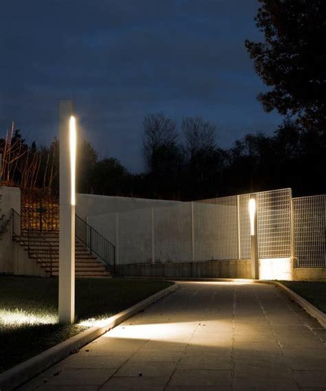 illuminazione parchi paletto luminoso tetra parco paletto luminoso per spazi