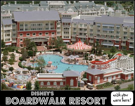 Disney's Boardwalk Inn   The Magic For Less Travel