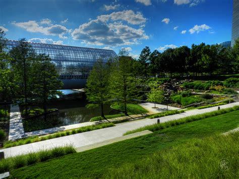 Myriad Botanical Gardens Oklahoma City Oklahoma City Myriad Botanical Gardens 001 Photograph By Lance Vaughn