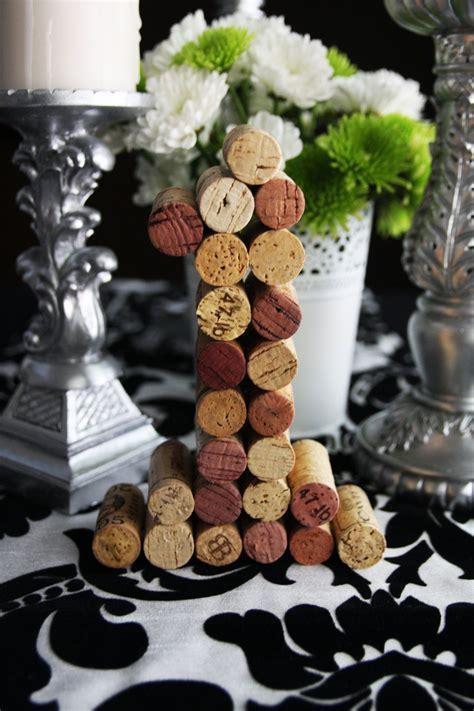 Wine Cork Table Numbers Wedding @Jaife Calil   Wedding
