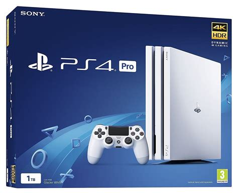 Ps4 Pro 1tb Console Playstation 4 Pro 1tb 1 ps4 console pro 1tb playstation 4 pro 1tb glacier white 4k