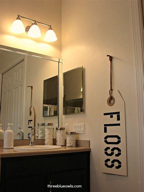 office bathroom decor floss sign bathroom sign bathroom decor bathroom
