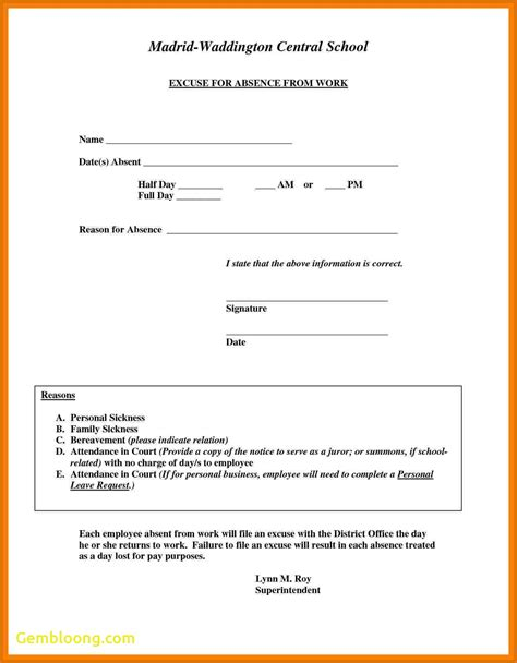 urgent care doctors note template urgent care doctors note template best templates