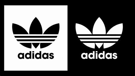 Membuat Logo Adidas | no tracing cara membuat logo adidas trefoil youtube